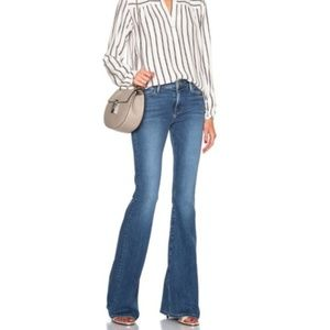 Frame Denim Le High Flare Jeans Bell Bottoms 27
